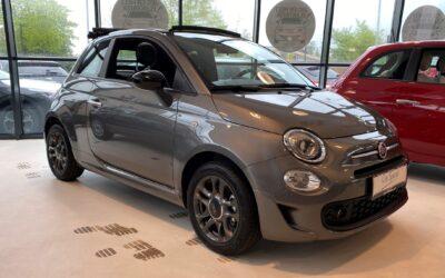 Byt din gamle bil til en ny Fiat 500