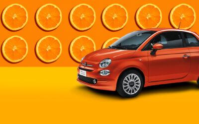 Billig Fiat 500 privatleasing