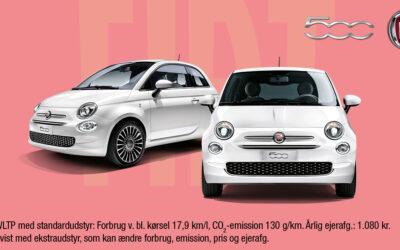 FIAT 500 Privatleasing