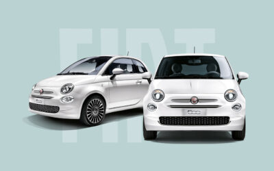 Billig Fiat 500 privatleasing