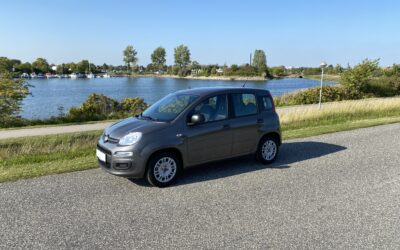 Ny Fiat Panda fra kr. 99.990,-
